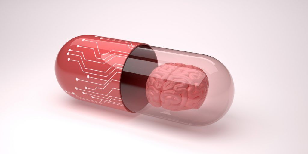 ingestible nano-sensor, eye smart pill